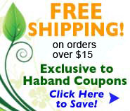Haband Free Shipping Deal
